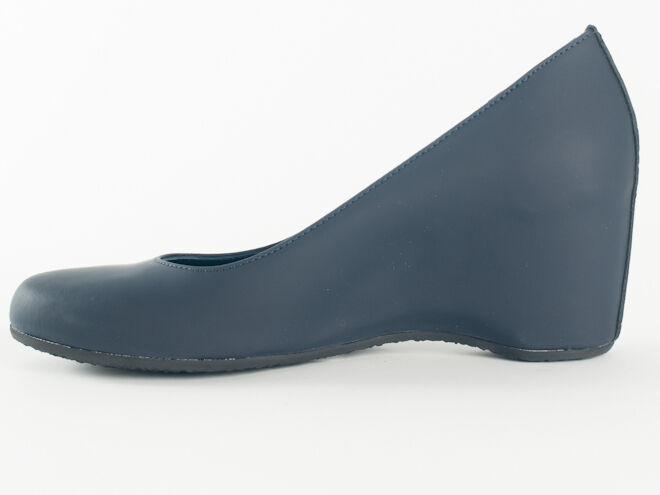New Baldinini Baldinini Baldinini Navy Leather schuhe Größe 38.5 US 8.5 ef1ebd