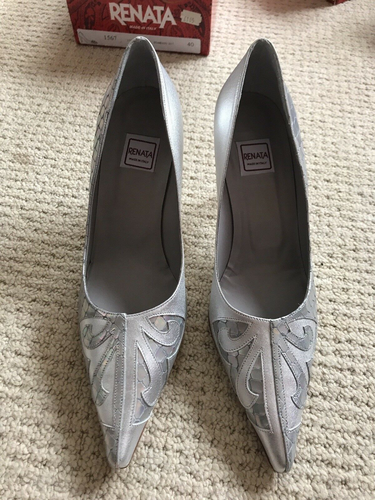 Gentlemen/Ladies Renata Silver Court Size 38 *BNIB* Good today world reputation First batch of customers Recommended today Good 892355