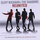 Cliff Richard and The Shadows Reunited 50th Anniversary CD Album