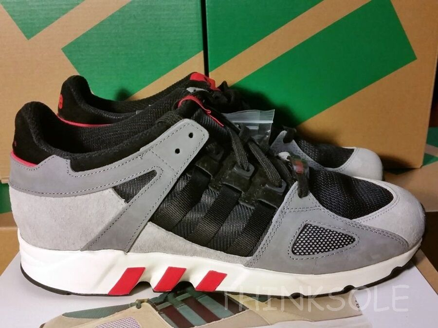 ADIDAS X SOLEBOX EQT EQUIPMENT RUNNING GUIDANCE 93 B35714 SIZE 10 OG RETRO HAL