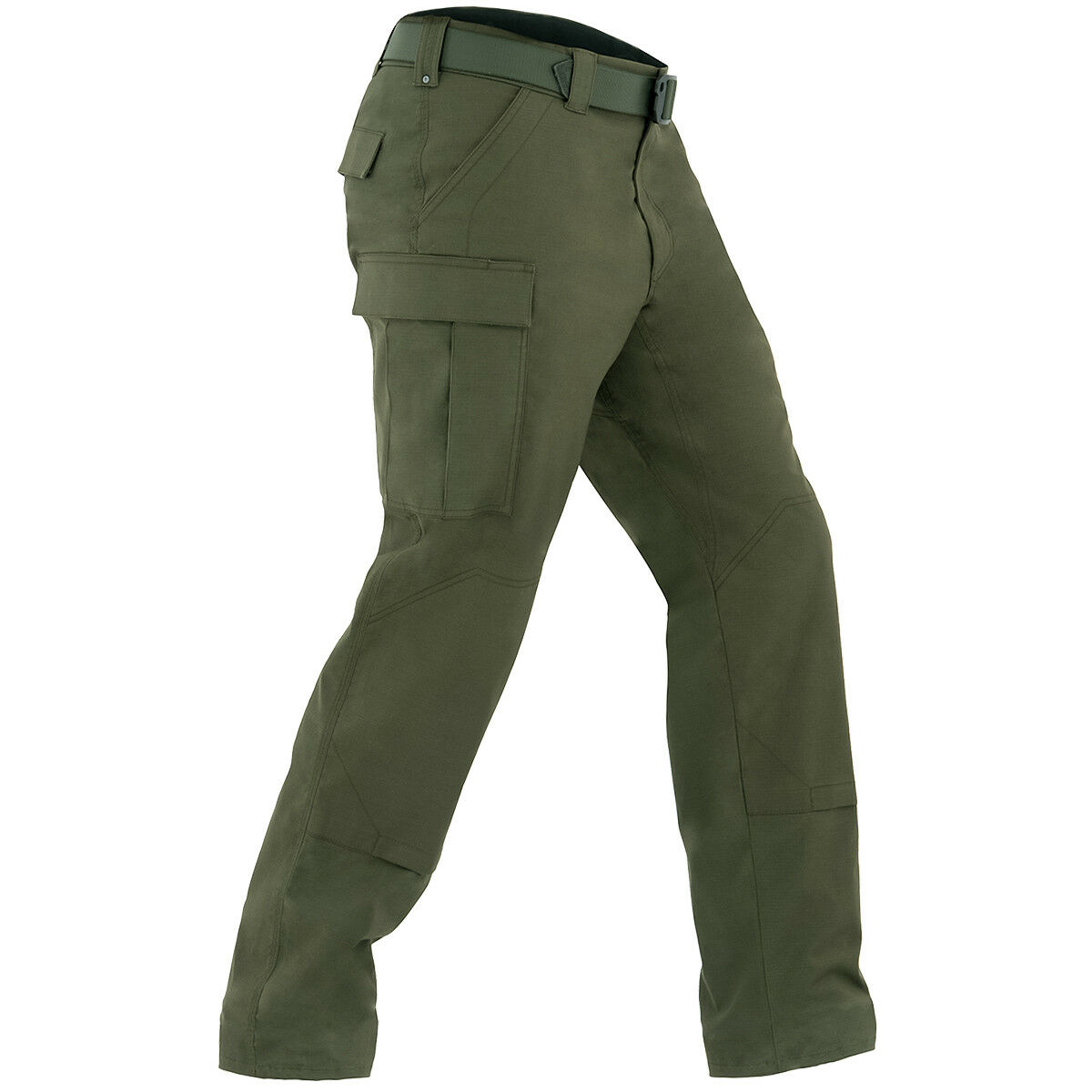First Tactical Men's Tactix BDU Pants Hunting Patrol Ripstop Trousers OD Green