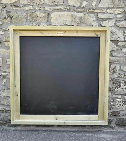 1.2m Wooden All Weather Chalkboard
