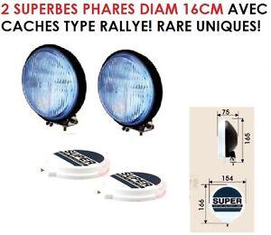 Qualite Marine 2 Super Phares 16cm Avec Caches ! Portee 700m Rare Et Beaux ! Widednm1-08000853-641525827
