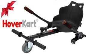 ORIGINALE hoverkart convertire Skateboard in Go-Kart Nero HK5S