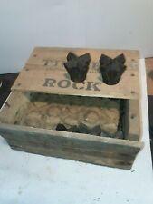 Box Timken 2 14 Drill Bits Vintage Gold Mining Rock Ore Drilling