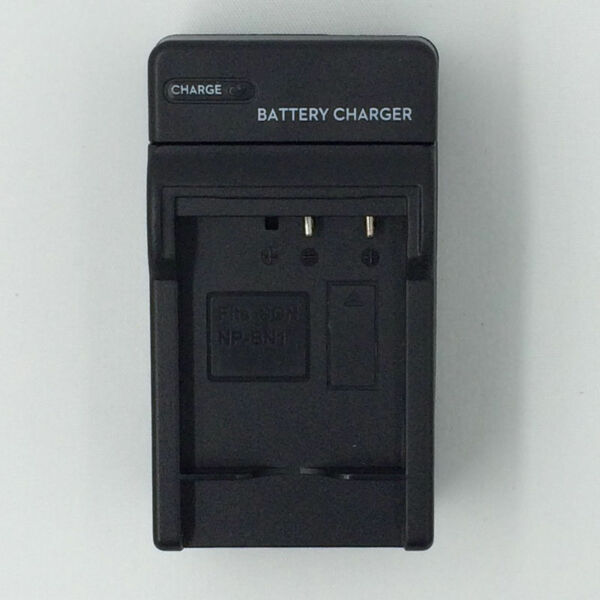 Portable AC BC-CSN BC-CSNB Charger for SONY NP-BN1 NPBN1 N-Type Camera Battery
