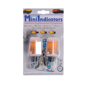 Oxford-MiniIndicator-Carbon-Short-Stem-Motorcycle-Motorbike-Indicator-Clear-Lens