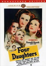 Four Daughters (2011, DVD NEUF) BW/DVD-R