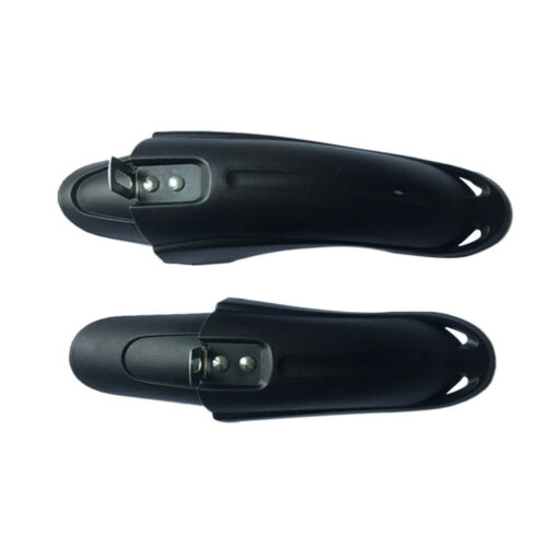 1 Pair High Strength Bicycle Mudguard Mountain Bike Front Rear Quick Release