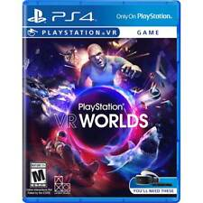 VR Worlds (Sony PlayStation 4, 2016)