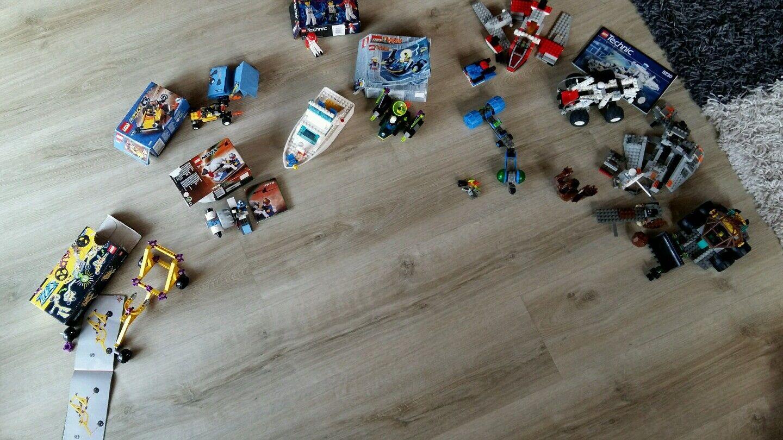 Lego Konvolut Technic Race Alpha 8230 6772 4011 TOP