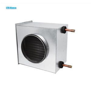 Warm Heating Register Pipe Heating Heat Exchanger NW 100 To 400 MM