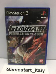 mobile suit gundam federation vs zeon