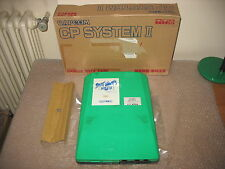 STREET FIGHTER ZERO CPS2 GAME BOARD BOXED RARE!PHOENIX VERSION!