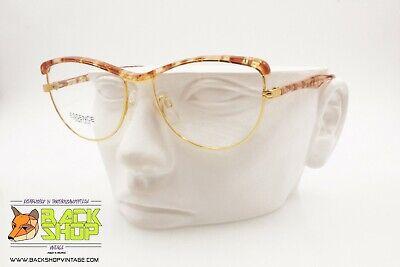 Essence By Indo Mod. 489 Vintage Nos Women's Elegant Eyeglass Frame, Nos 80s Forte Imballaggio