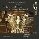 Norddeutsche Orgelkunst Vol 3 Hambur 0760623181622 by Martin Rost CD