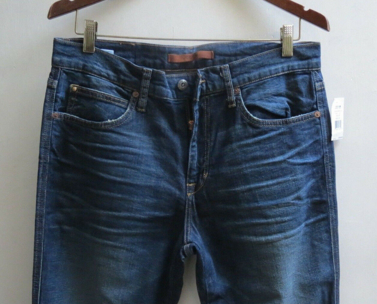 Joe's Jeans 36 W x 34 Vintage Reserve Savile Row Tailored Fit Brand New w  Tags