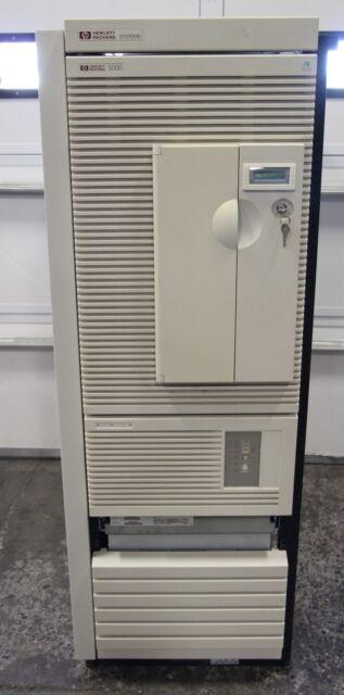 HP 900 SERIES 3000 SERVER 969KS/220 HEWLETT PACKARD VINTAGE A3458A SYSTEM HP3000