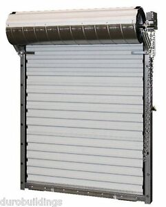 Durosteel Janus 8 X7 Self Storage 650 Series Metal Roll