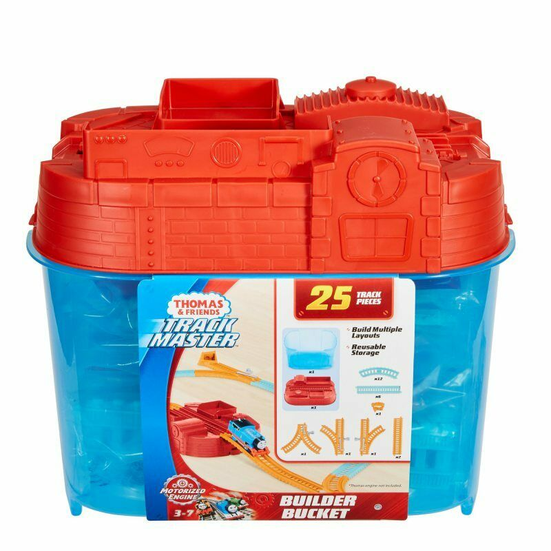 Mattel Fisher-Price FXX69 Thomas and Friends Track Master Master Master Builder Bucket 39decf