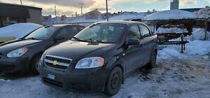 2007 Chevrolet Aveo LT AUTOMATIC GARANTIE 1 ANS