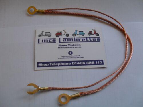 Lambretta sx special tv li gp scootopia copper earth lead.