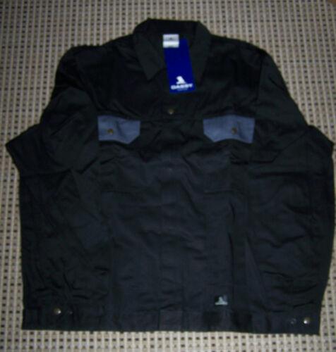 in schwarz NEU 3XL Arbeitsjacke Dassy Workwear Modell Dresden Gr.X XXL