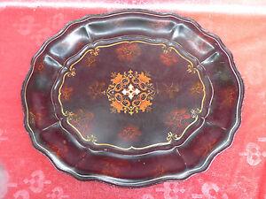 Emebellecedor-Antiguo-Bandeja-Metal-Pintado-a-Mano-41-5cm