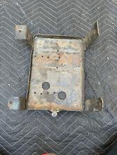 Ford Flathead V8 Battery Box 1939 1940 1941 1946 1948 Truck