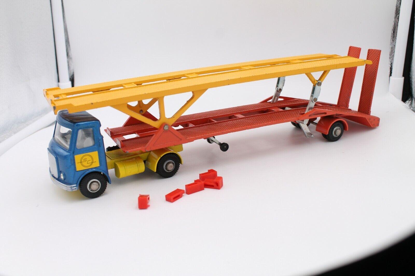 tomamos a los clientes como nuestro dios Dinky Juguetes 974  A.E.C. hoyner hoyner hoyner Coche Transporter  embalaje original  1970  n ° 1 en línea