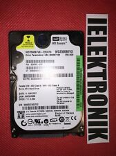 "WESTERN DIGITAL 250GB FESTPLATTE HDD SATA 2,5"" INTERN"