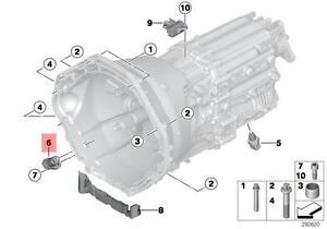 Car Crankshaft Position Sensor OEM 13627809334 Fit for BMW E87 118d 2003-2007