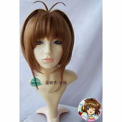 Nakahara Trade Co., Cosplay Wig Cardcaptor Sakura Kinomoto Sakura Japan new.