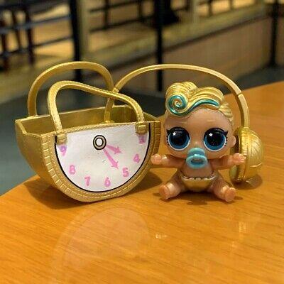 LOL Surprise Lil Sisters dolls eye spy Lil LUXE 24K Color