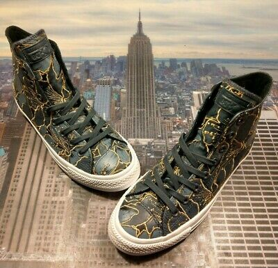 Converse x PatBo Women's Chuck Taylor All Star Sneakers Gold