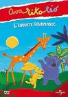 13162 // AVA RIKO TEO L'ENQUETE GOURMANDE DVD NEUF SOUS BLISTER