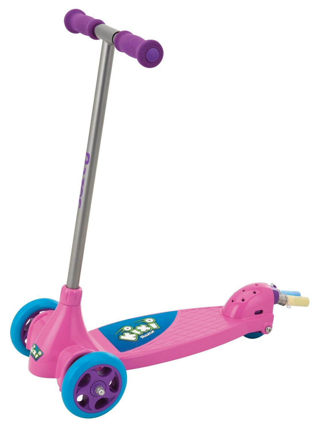Razor Kixi Scribble Scooter Girl's toy Gift Riding toy Chalk art  Pink New  Kids