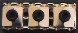 Bien Informé Guitar Parts Floyd Rose Locking Nut 42 Mm-or-afficher Le Titre D'origine