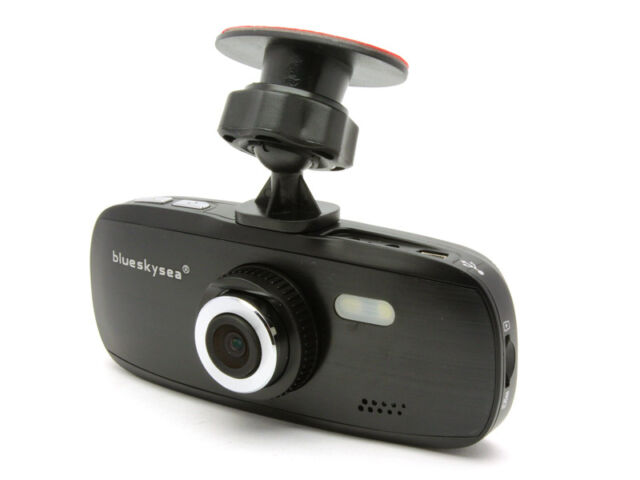 BLACK Sucker Mount Holder Bracket For G1WH G1W-CB GT300W Car Dash Camera 360°