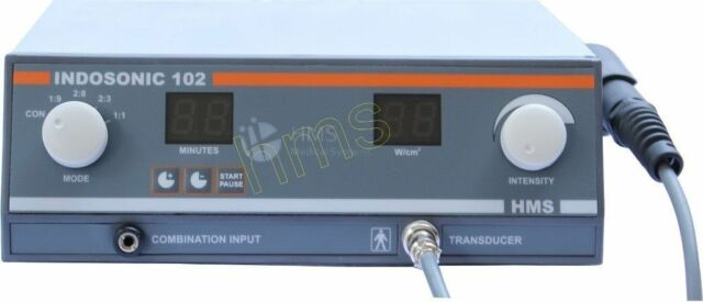 Ultrasonic Device 1Mhz suitable underwater Ultrasound Physiotherapy machine