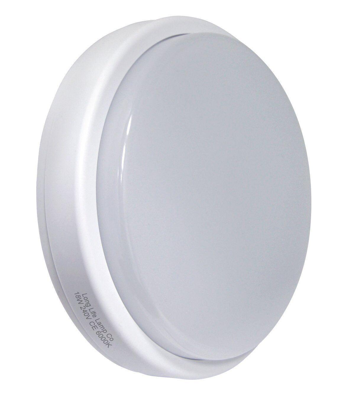 7000k Bright Light 18w Led Ceiling Light Round Flush Mount: 18W LED Round Surface Mount FLUSHLIGHT Ceiling Down Light