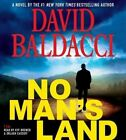 No Man's Land by David Baldacci (CD-Audio, 2016)