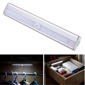 Inalambrico-Sensor-de-Movimiento-PIR-10-LED-funciona-con-pilas