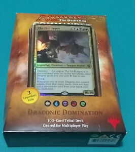 1-x-MTG-Commander-2017-Draconic-Domination-Box-Sets-Brand-New