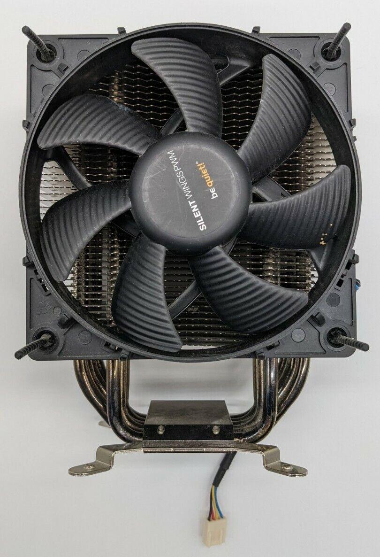 Be quiet! Dark Rock Radiator + Silent Wings PWM 120MM, LGA 115X Intel 180 TDP
