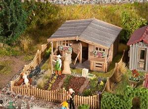 Actif Faller 180493 H0 Chats Avec Grand Jardin Maison-afficher Le Titre D'origine