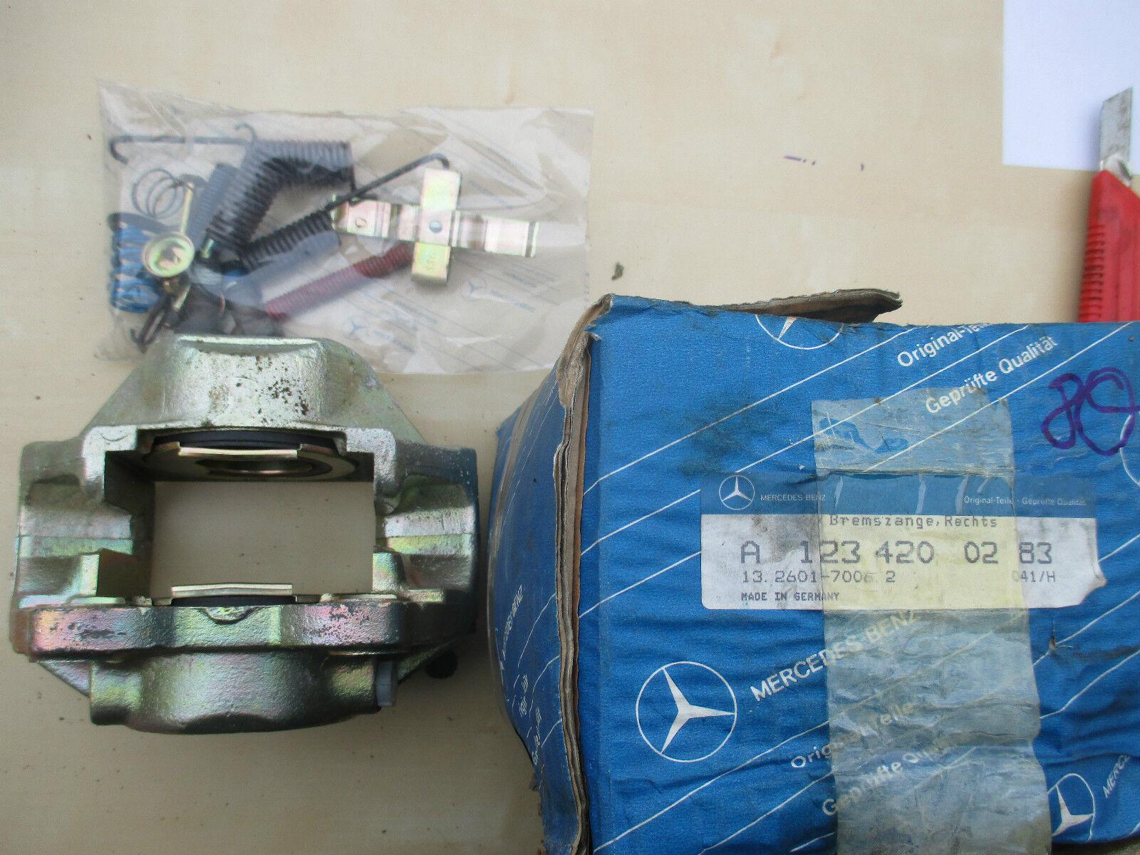 ORIGINAL ATE Bremssattel Mercedes W123 200-300 Td 76-85