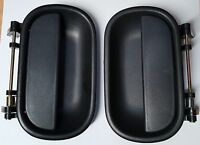 Isuzu Npr Exterior Door Handle 1994-2007 (left Side And Right Side) 2 Pcs