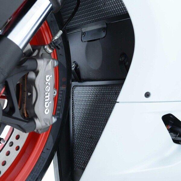 Black Water Radiator Grid R/&G Ducati Panigale V2 2020 for sale online