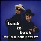 Bob Seeley - Back to Back (2010)